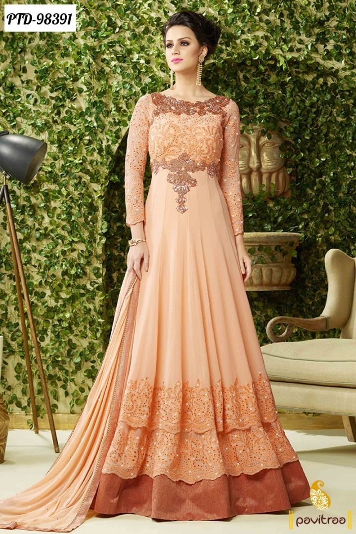 Indian Gowns For Party – Ethnic Fashion Online Store